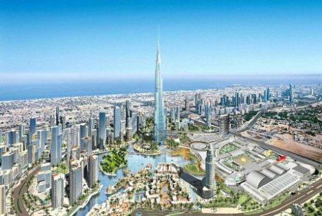 DUBAI: CIDADE ECOLOGICAMENTE INSUSTENTÁVEL