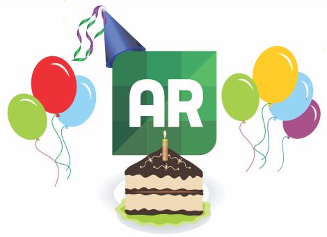 Aniversário - AR